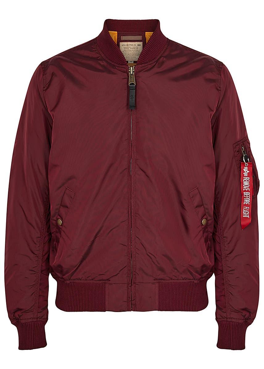 f0d73ca25 Men's Designer Bomber Jackets - Bomber Jackets For Men - Harvey Nichols