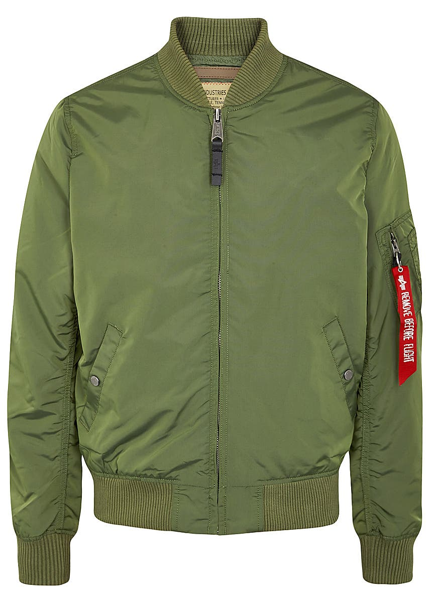 7d4be9db6 Men's Designer Bomber Jackets - Bomber Jackets For Men - Harvey Nichols