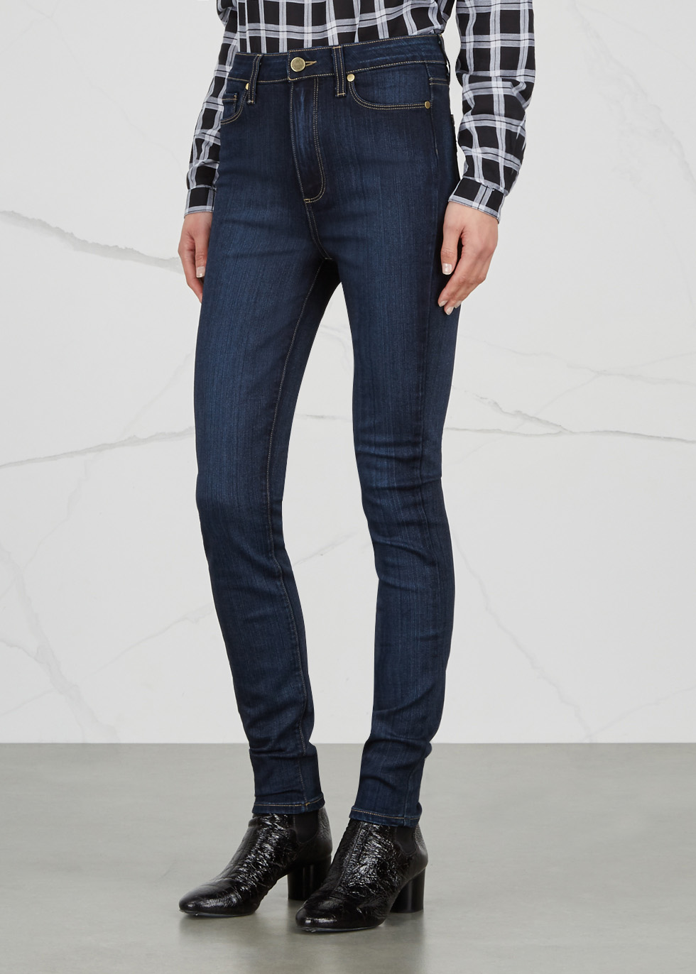 Margot blue skinny jeans - Paige
