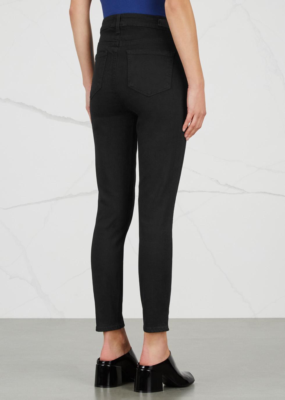Margot Transcend cropped skinny jeans - Paige