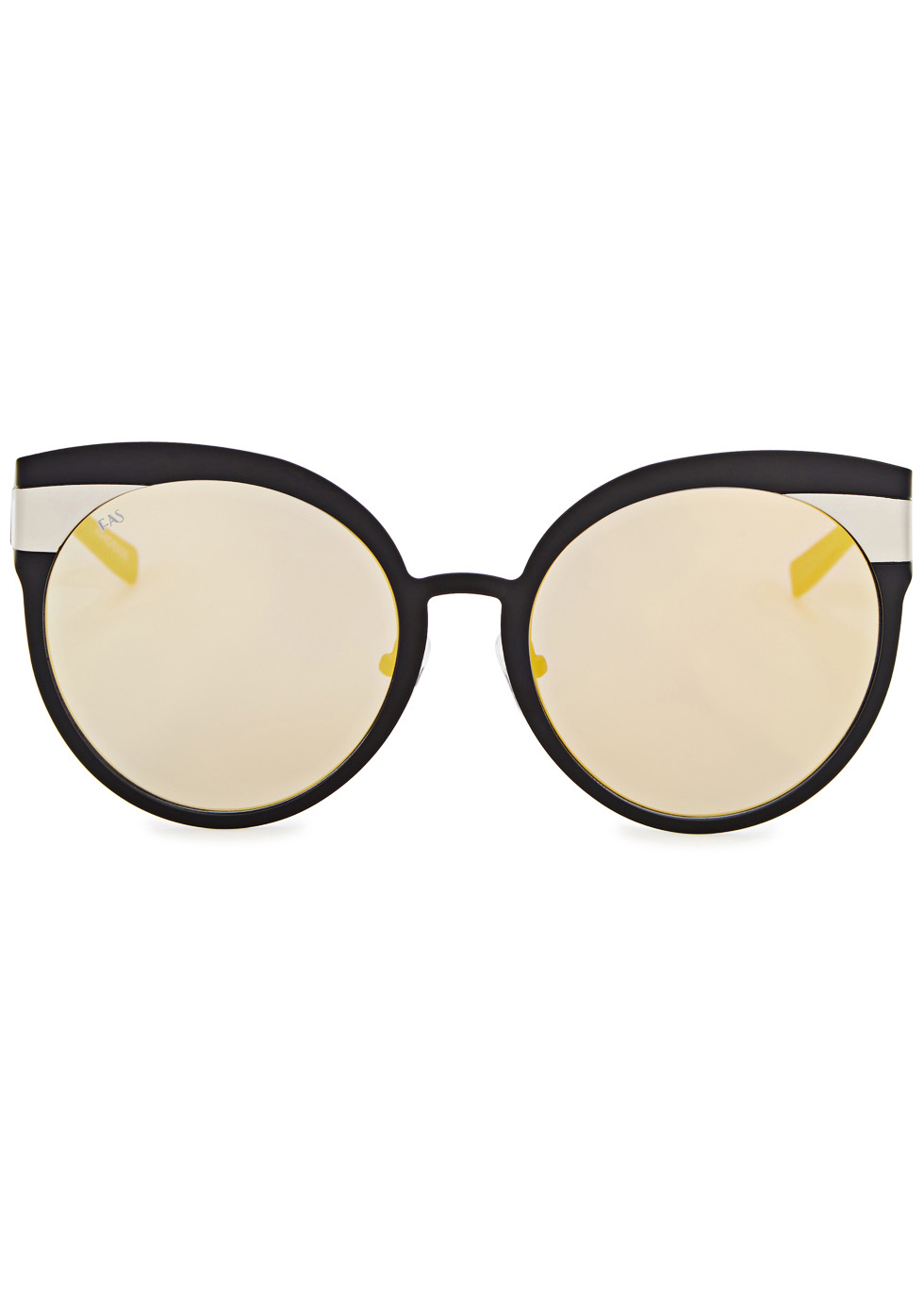 Little Chaos black cat-eye sunglasses - FOR ART'S SAKE