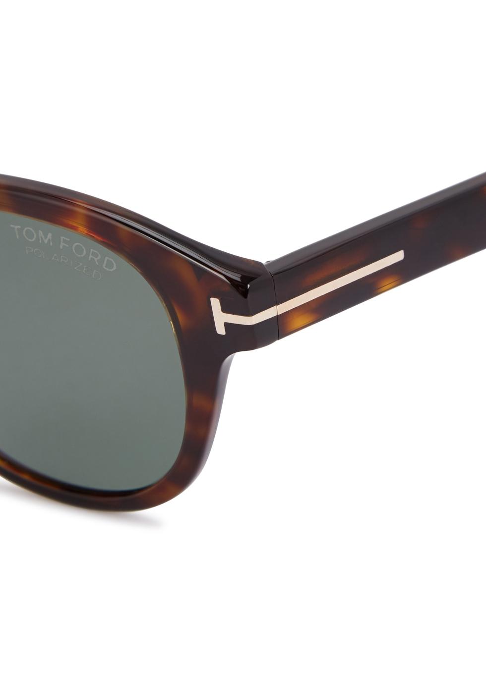 Von Bulow oval-frame sunglasses - Tom Ford Eyewear