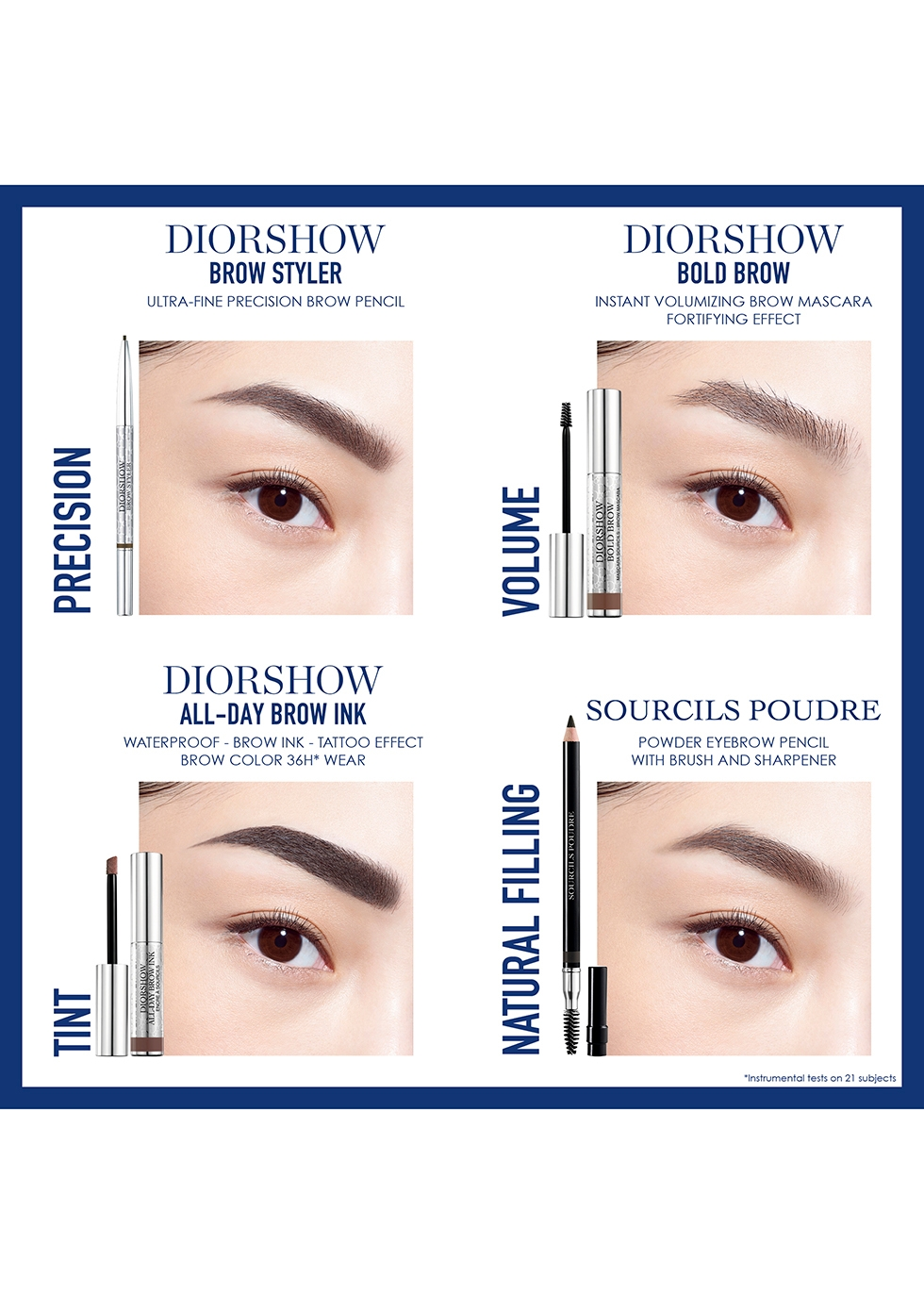 Diorshow Brow Styler - Dior