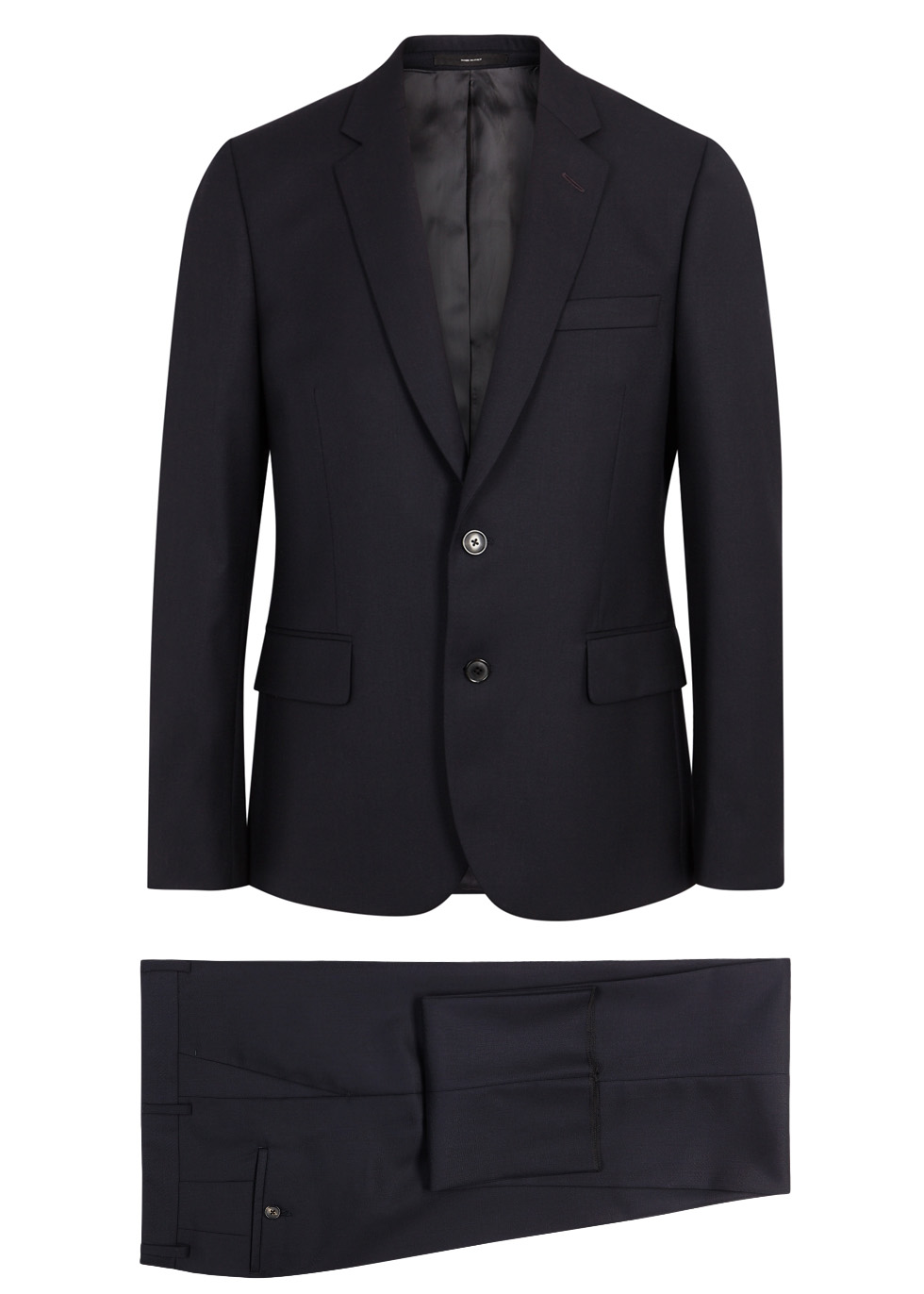 Soho slim-fit wool travel suit - Paul Smith
