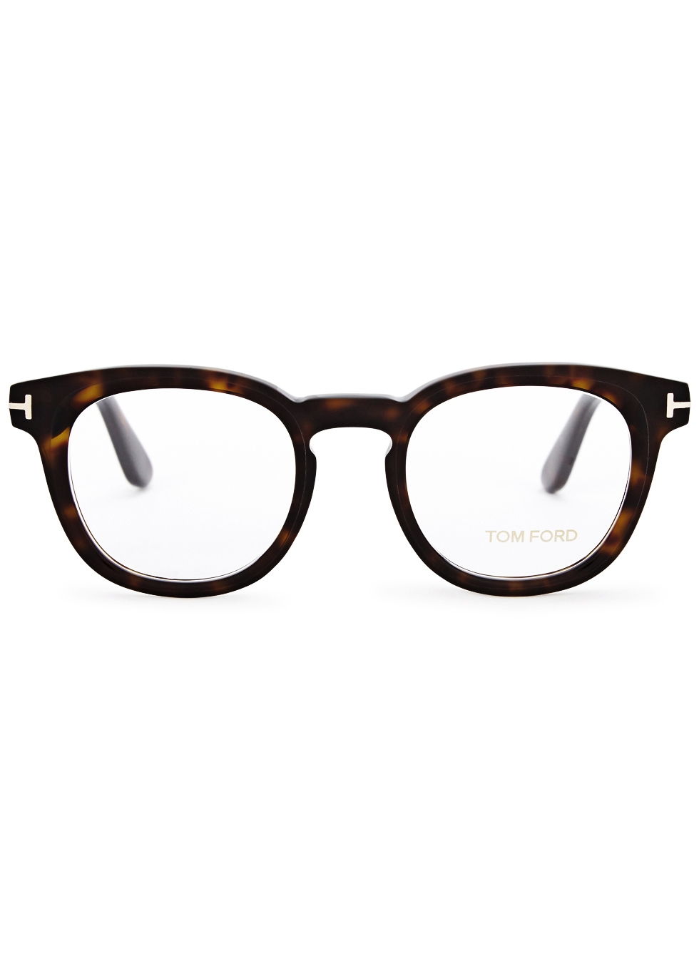Tortoiseshell optical glasses - Tom Ford Eyewear