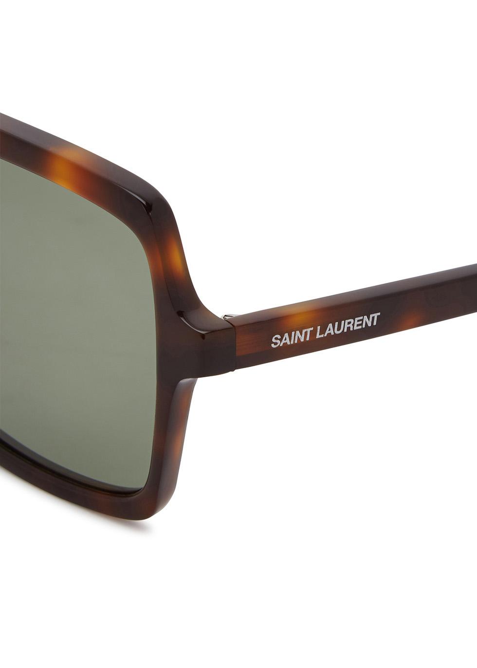 SL174 square-frame sunglasses - Saint Laurent