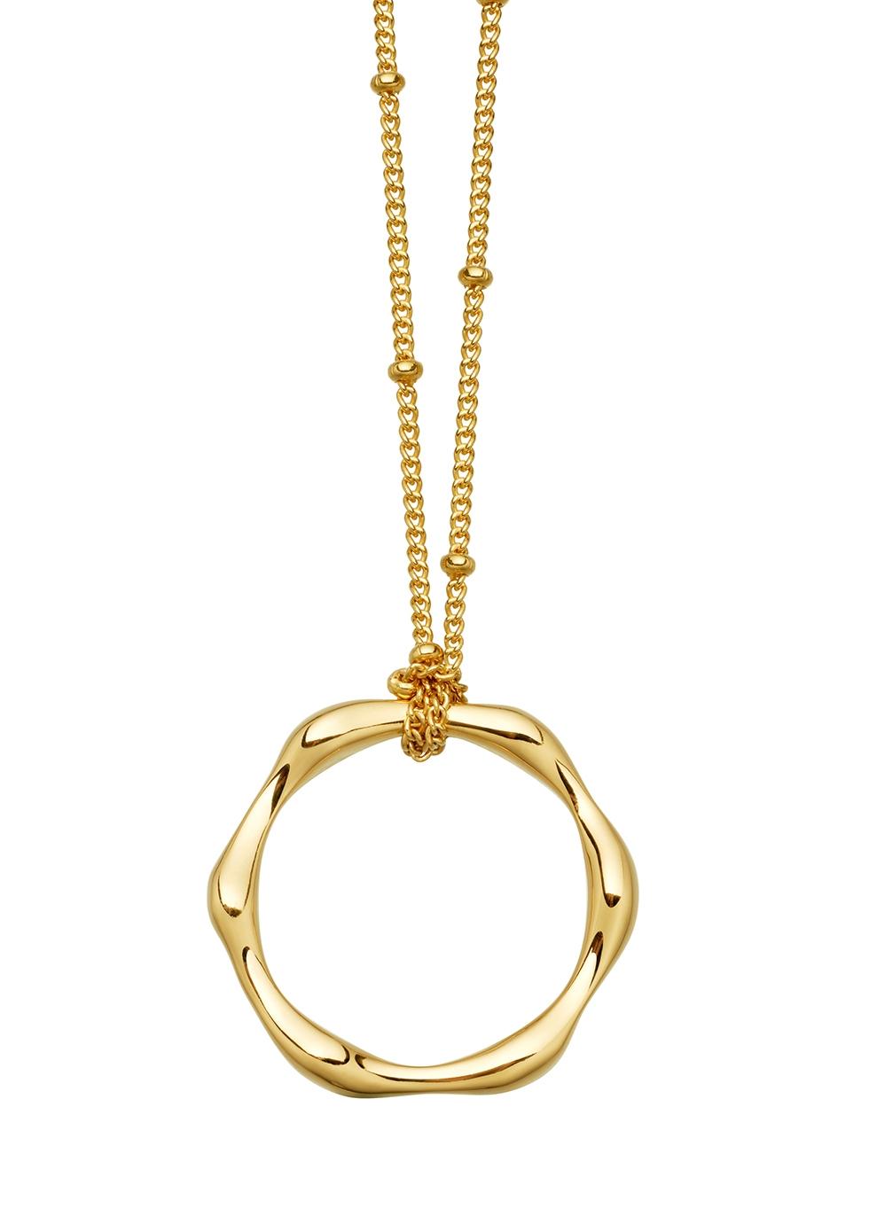 Magma 18kt gold vermeil necklace - Missoma