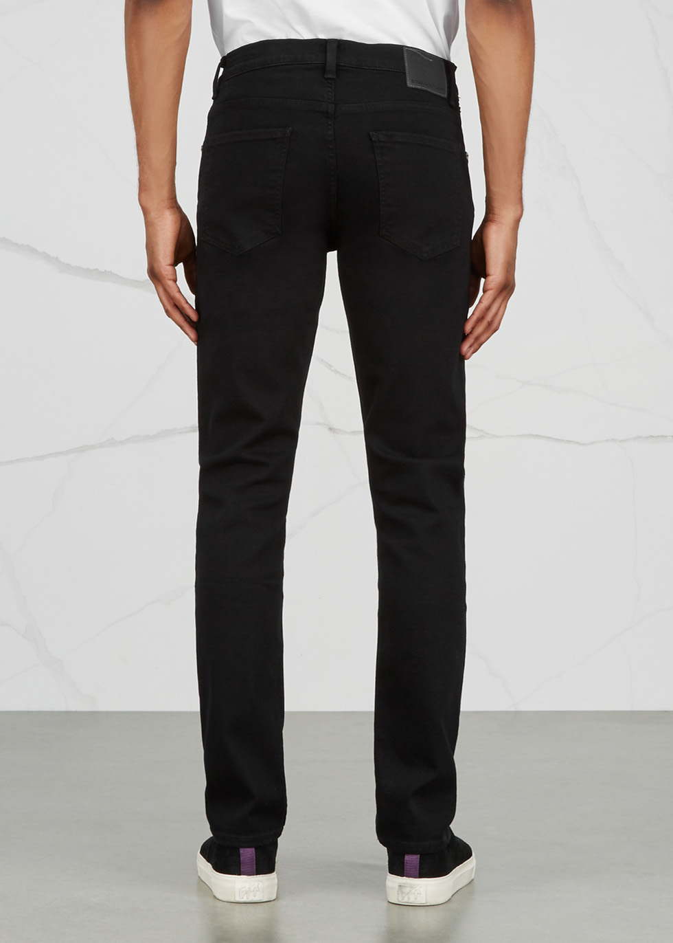 Bowery black slim-leg jeans - Citizens of Humanity