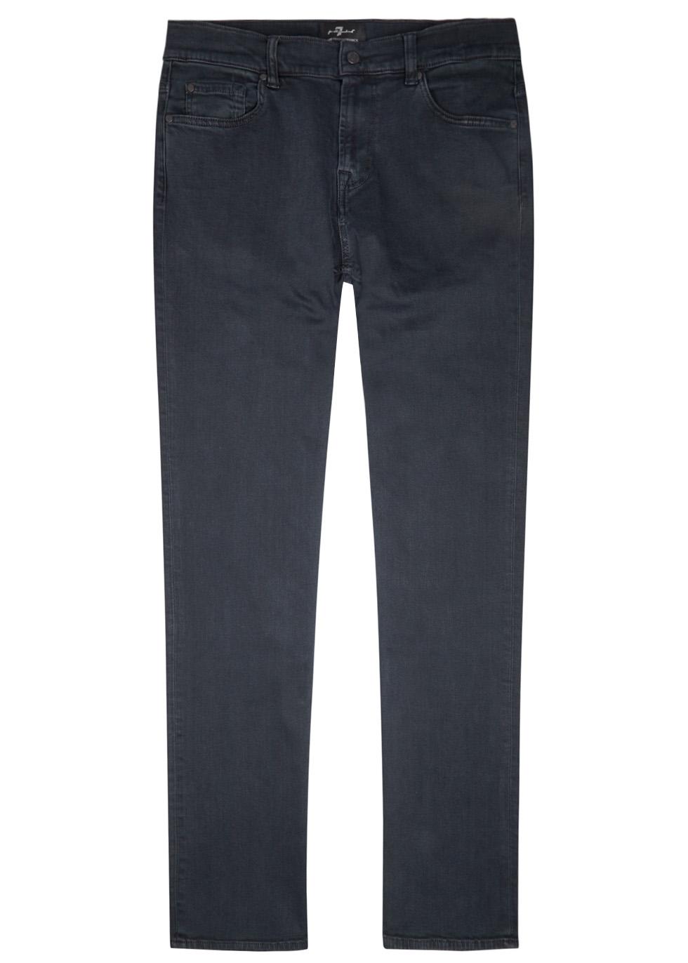 Standard Luxe Performance straight leg jeans