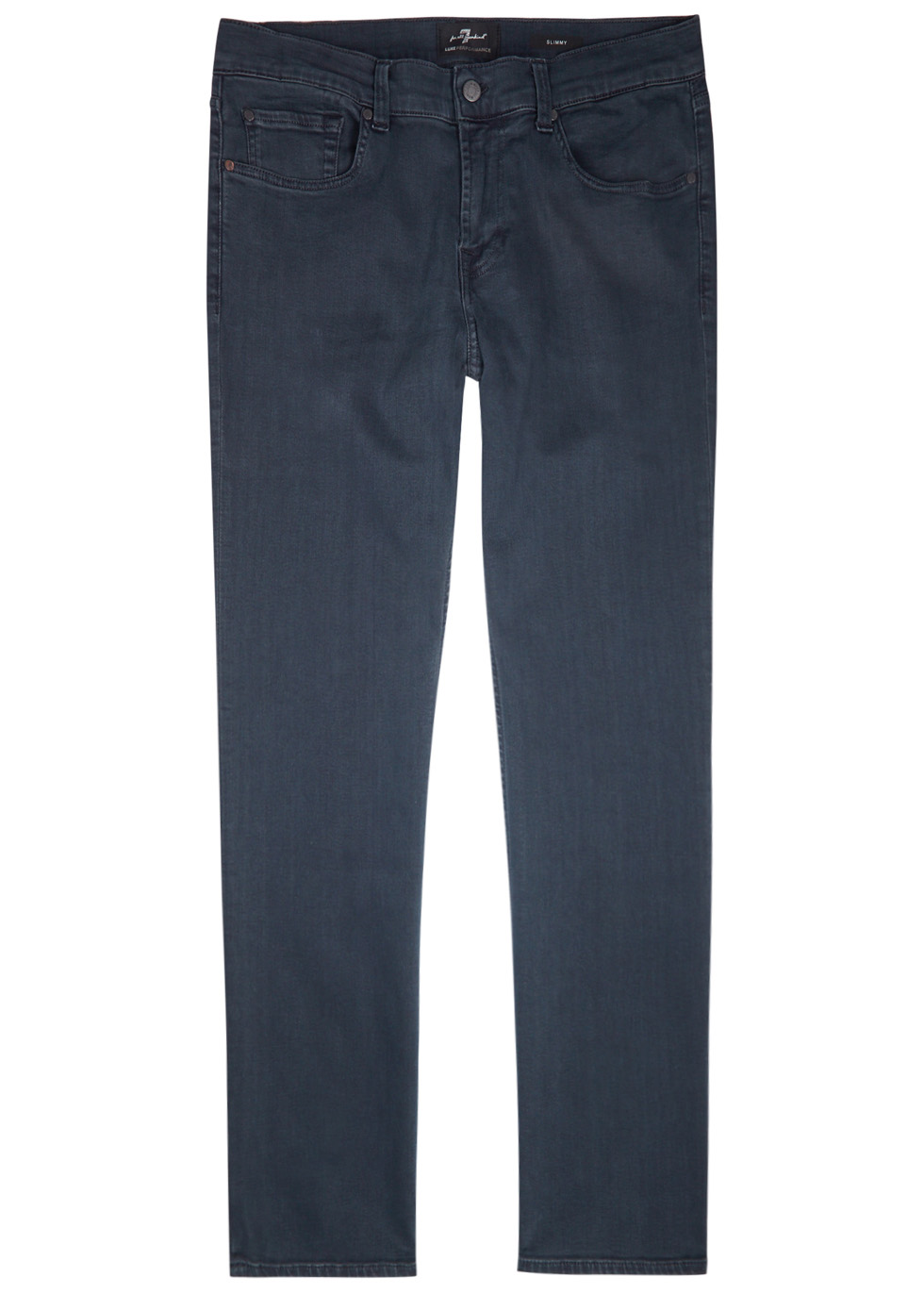 Slimmy Luxe Performance slim-leg jeans