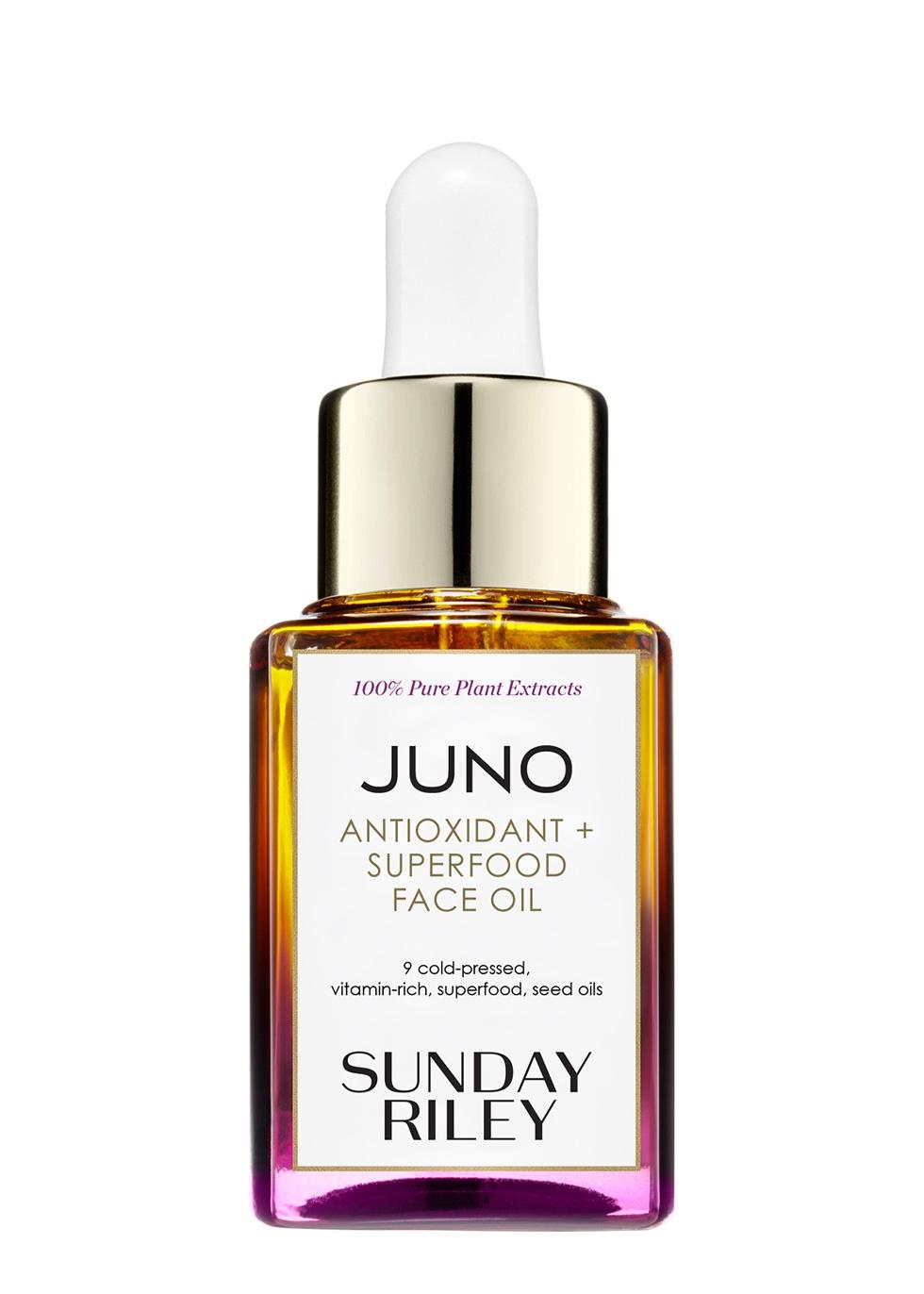 Juno Antioxidant + Superfood Face Oil 15ml