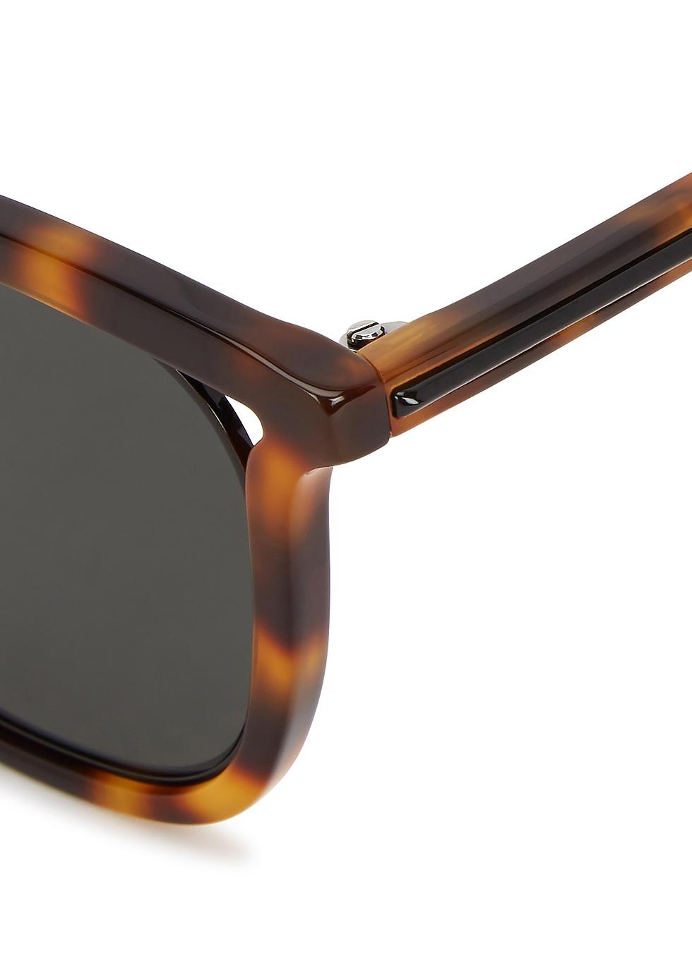 Cut Away square-frame sunglasses - Victoria Beckham