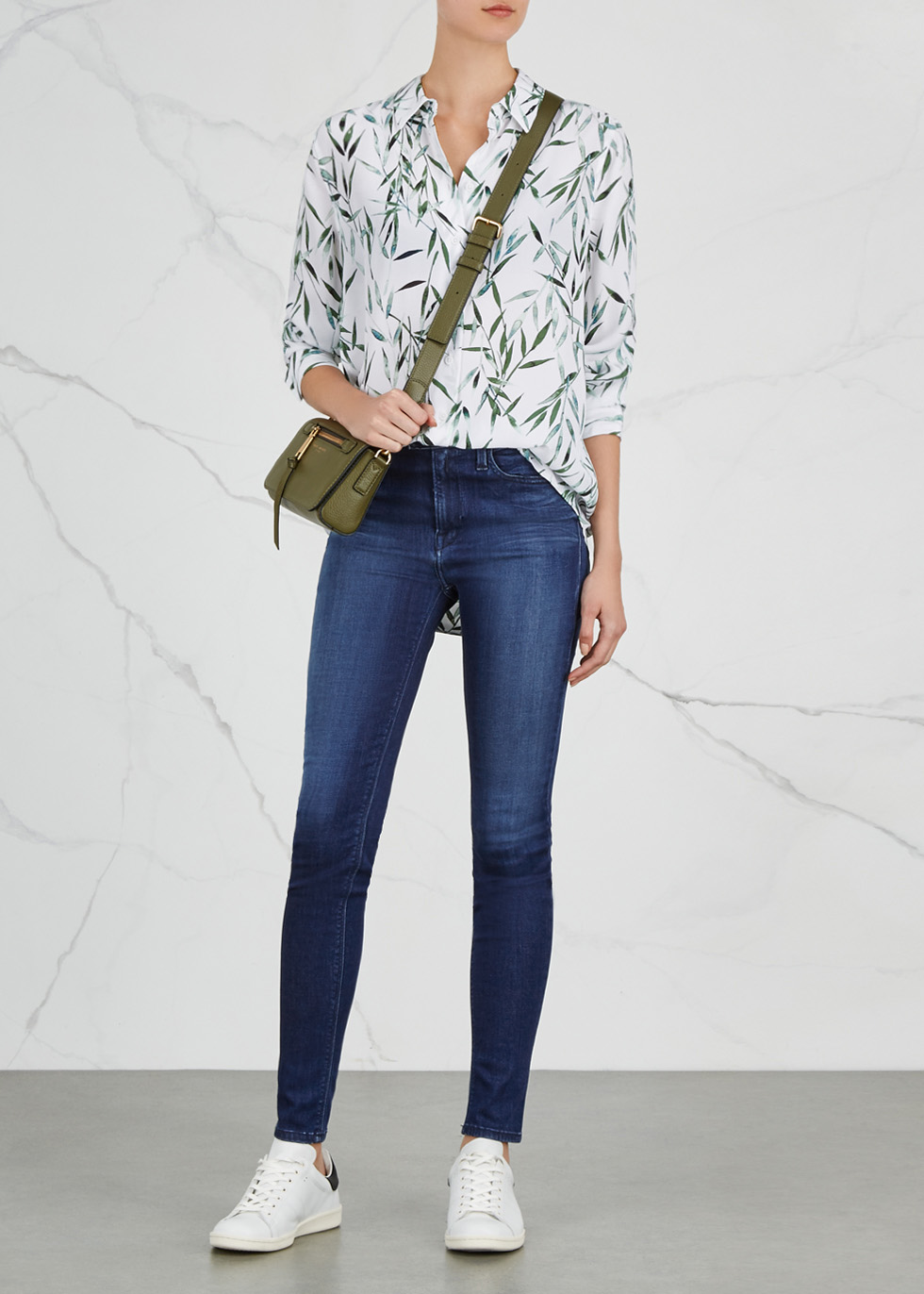 Indigo Touch skinny jeans - Replay