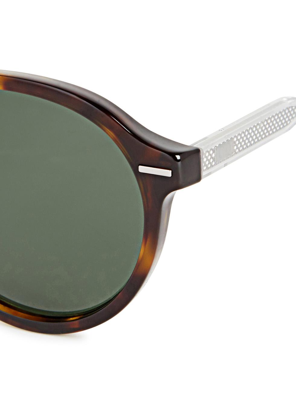 Diormotion2 round-frame sunglasses - Dior Homme