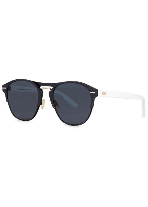 566432edaa5a Dior Homme DiorChrono clubmaster-style sunglasses - Harvey Nichols