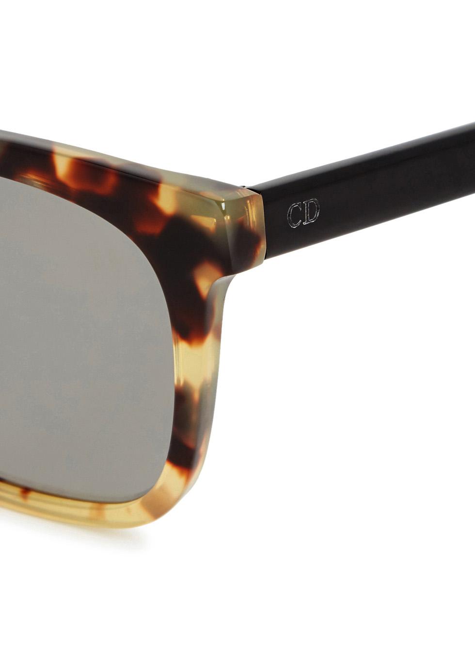 Dior Walk square-frame sunglasses - Dior Homme