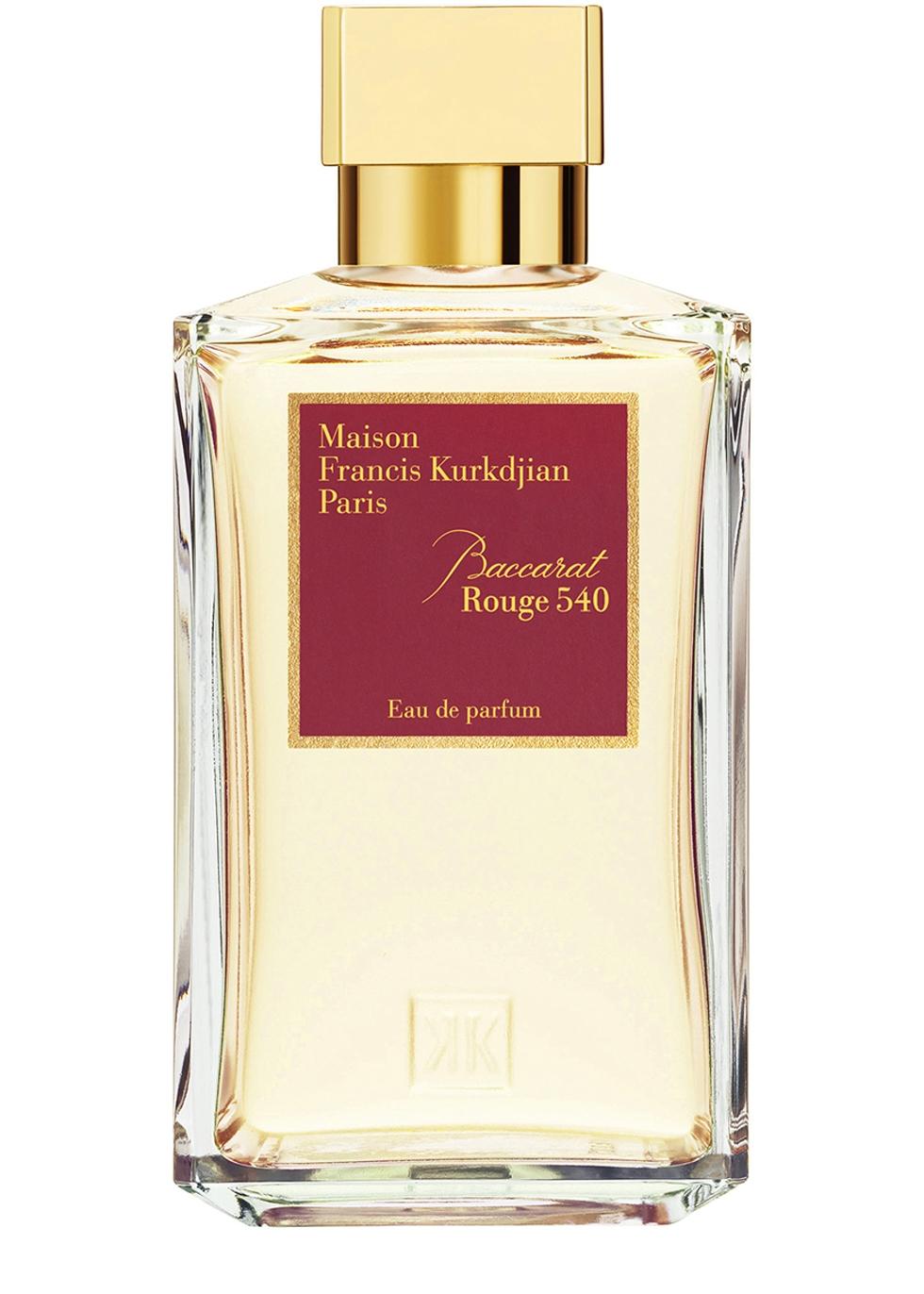 Maison Francis Kurkdjian Baccarat Rouge 20 Eau De Parfum 20ml ...