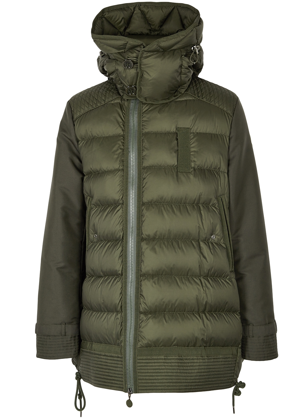 Harriet quilted shell jacket - Moncler