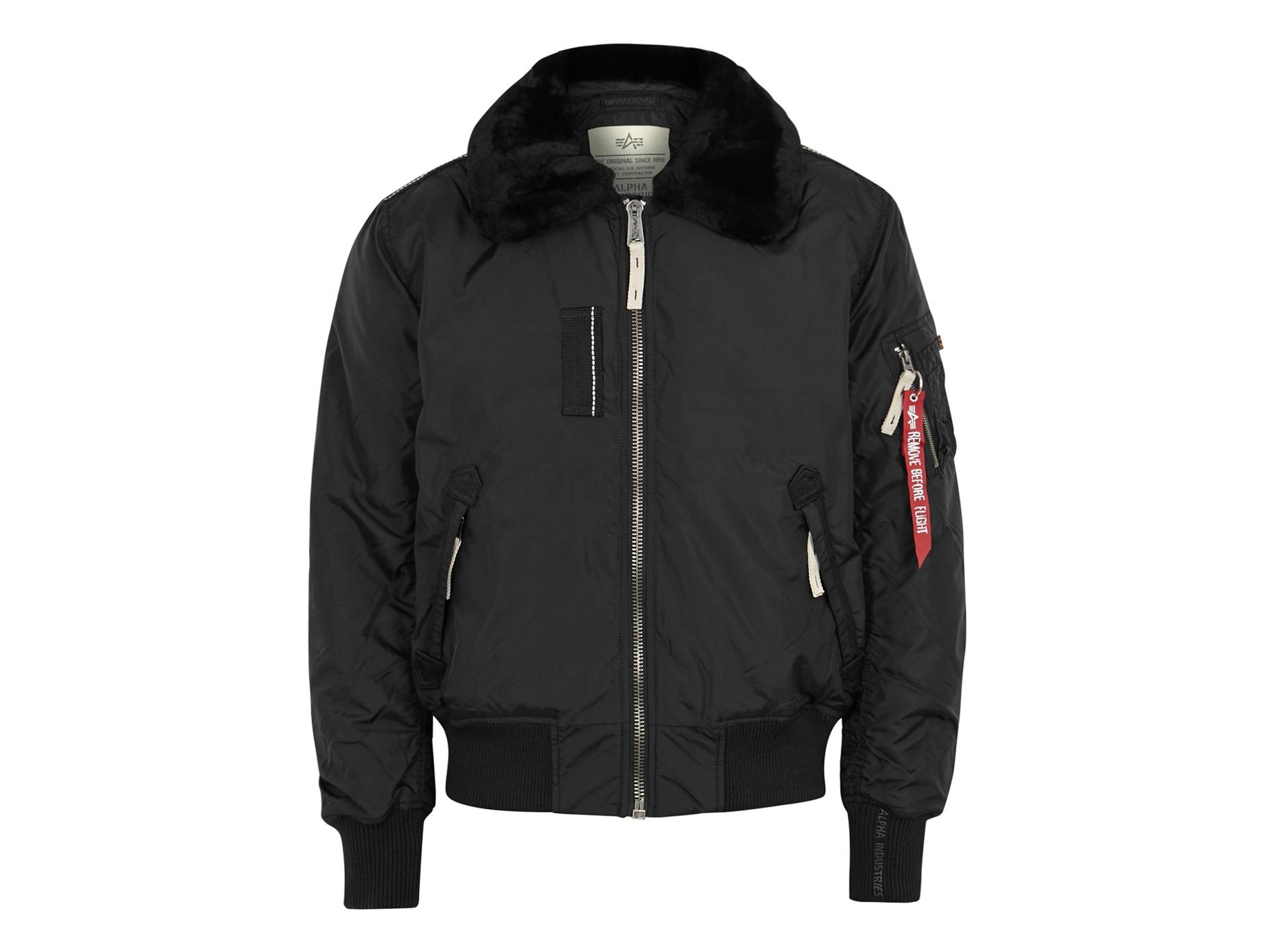 1476cc53a Injector III shell bomber jacket