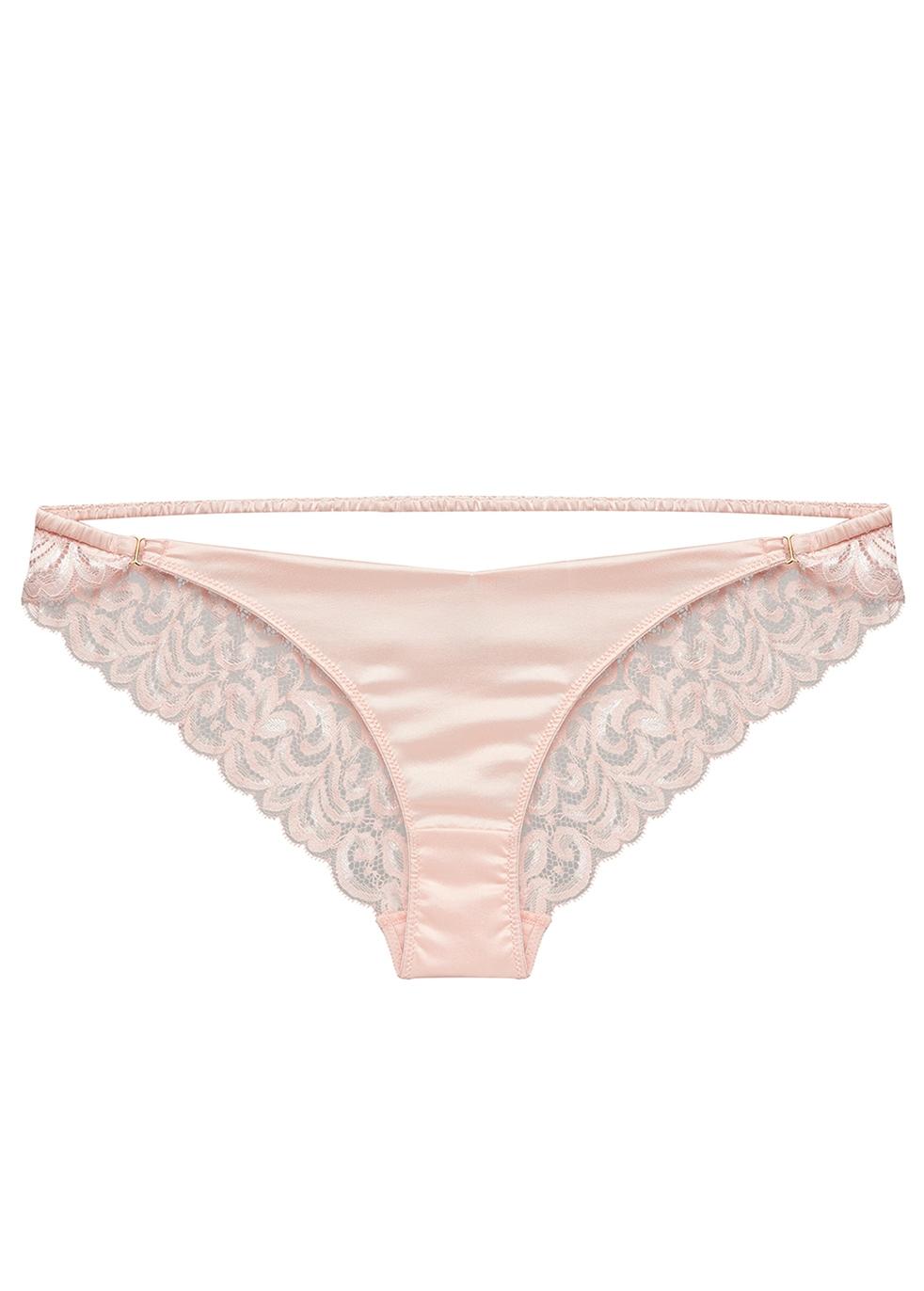 ADINA REAY 28DD TO 36G Adina Reay 28Dd To 36G Pru Ballet Pink Bikini Brief