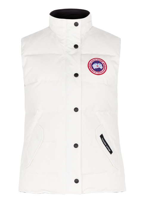 09736032068 Canada Goose Freestyle quilted shell gilet - Harvey Nichols