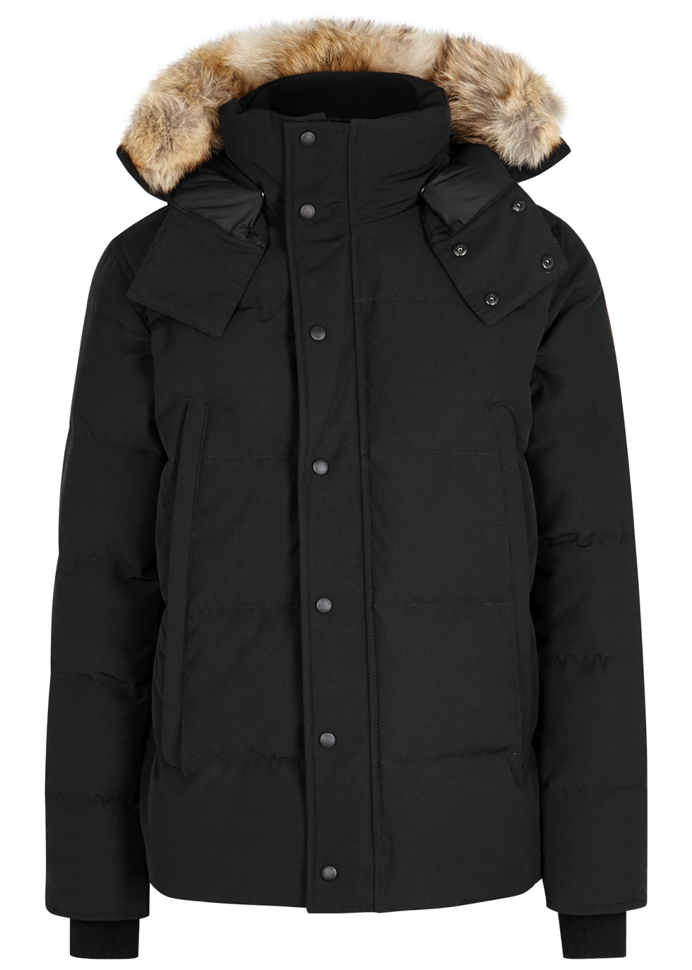 canada goose brown thomas