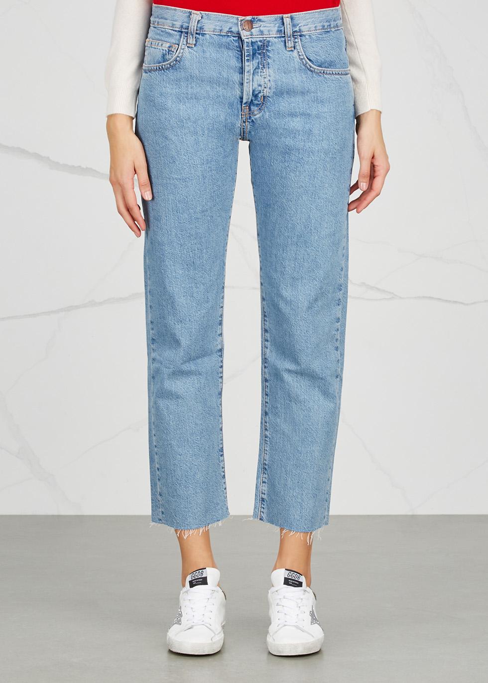 The Original straight-leg jeans - Current/Elliott