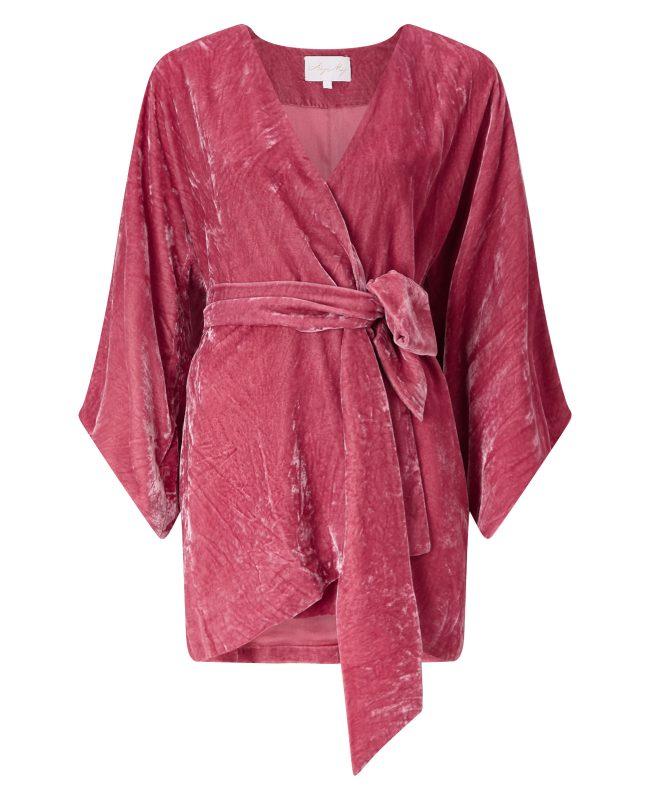 ANYA MAJ Hiromi Kimono Coat