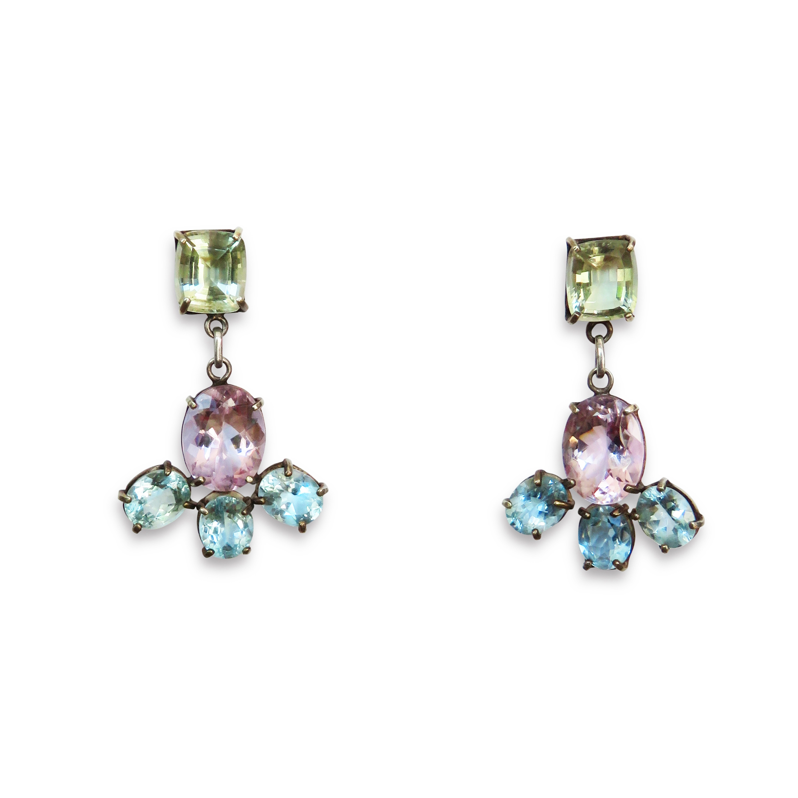 ISABEL ENGLEBERT Elizabeths Stone Earrings