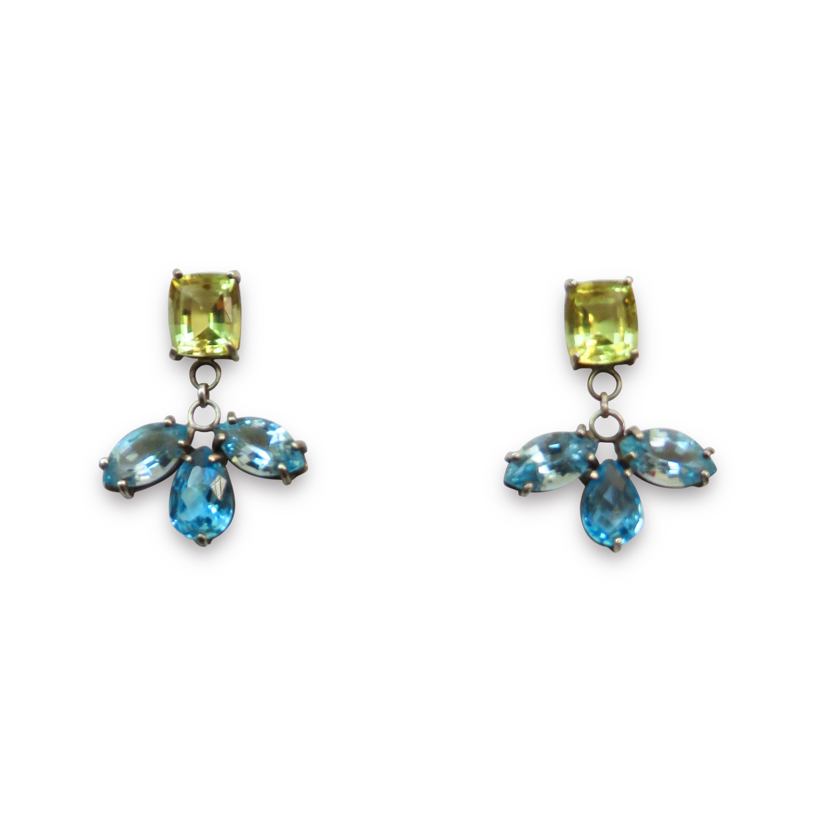ISABEL ENGLEBERT Eternity Drop Earrings