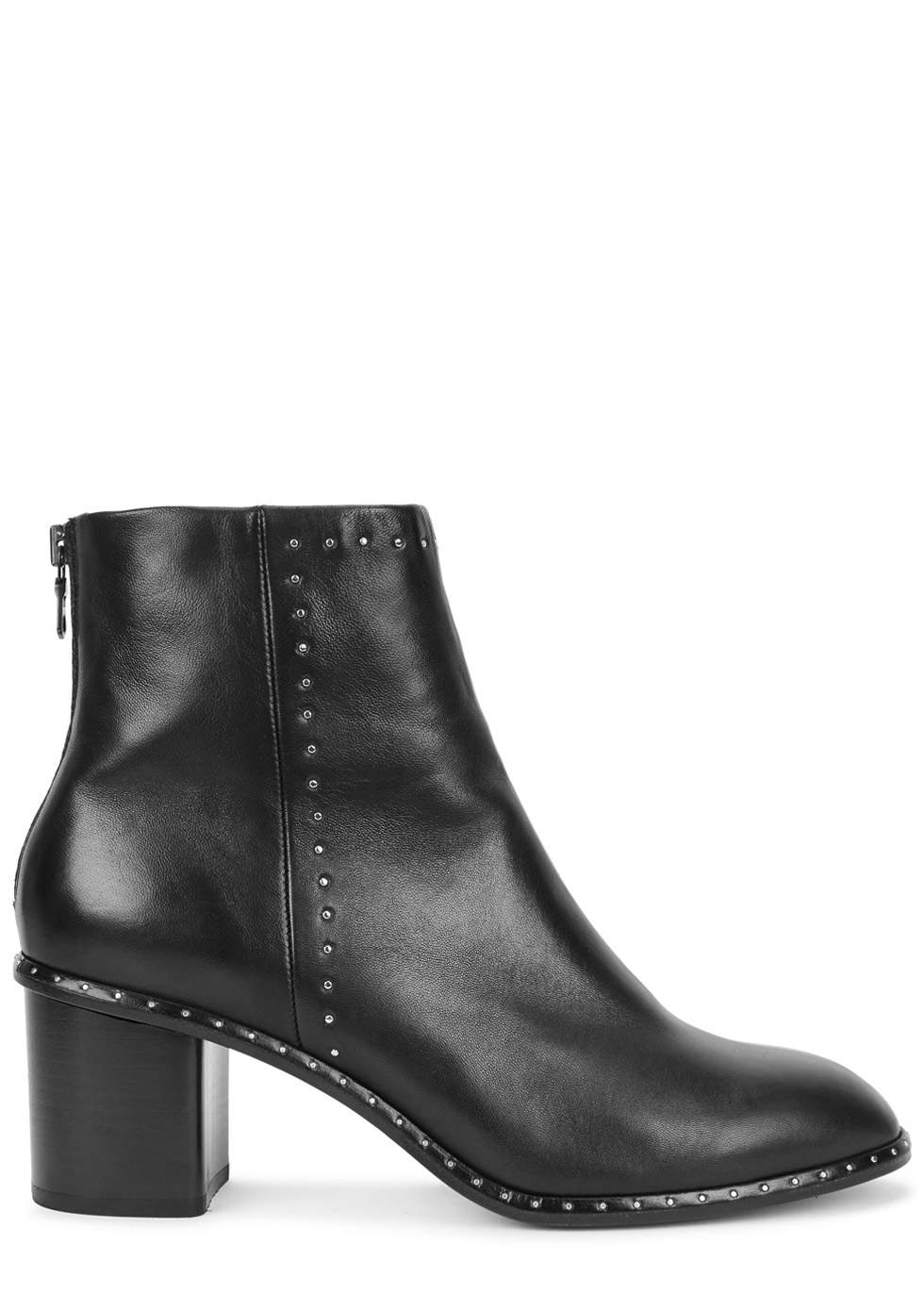 Willow 50 studded leather ankle boots - rag & bone