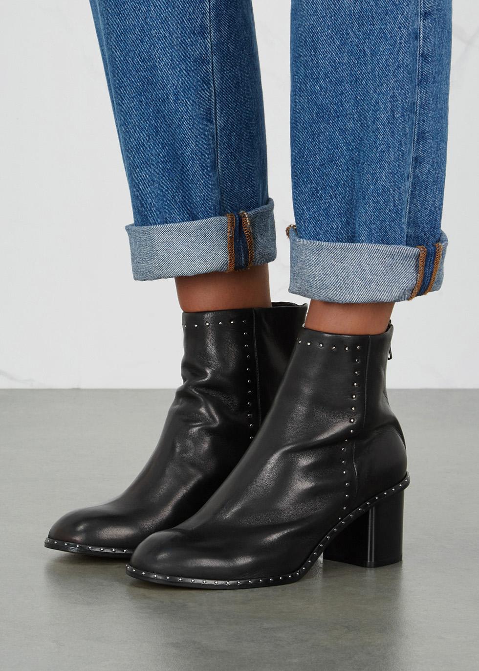 16289a9da6c rag   bone Willow 50 studded leather ankle boots - Harvey Nichols