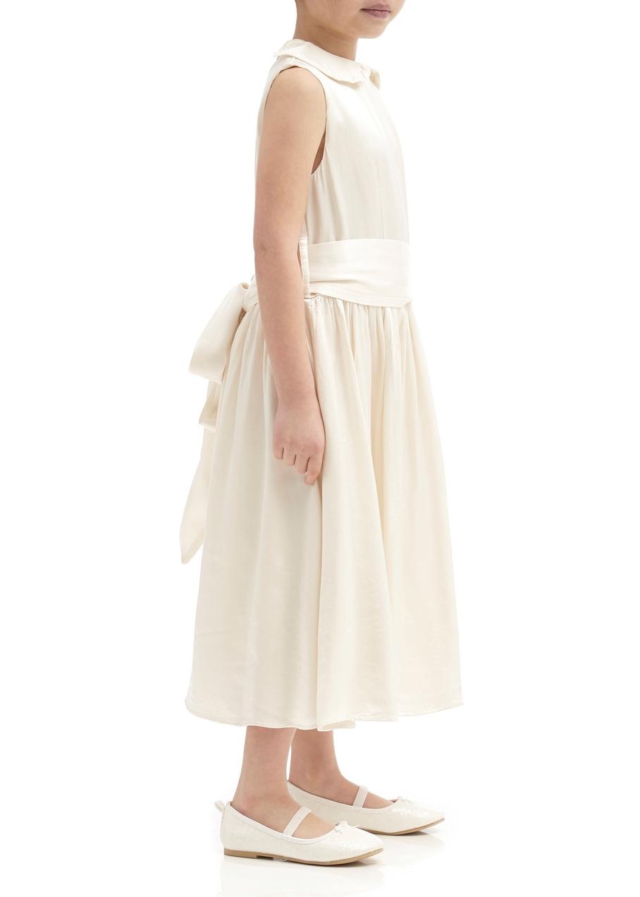 d41136f3831 Millie flower girl dress - ivory ...
