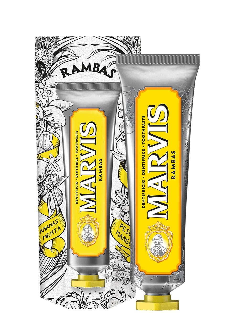 Wonders Of The World Rambas Toothpaste 75ml