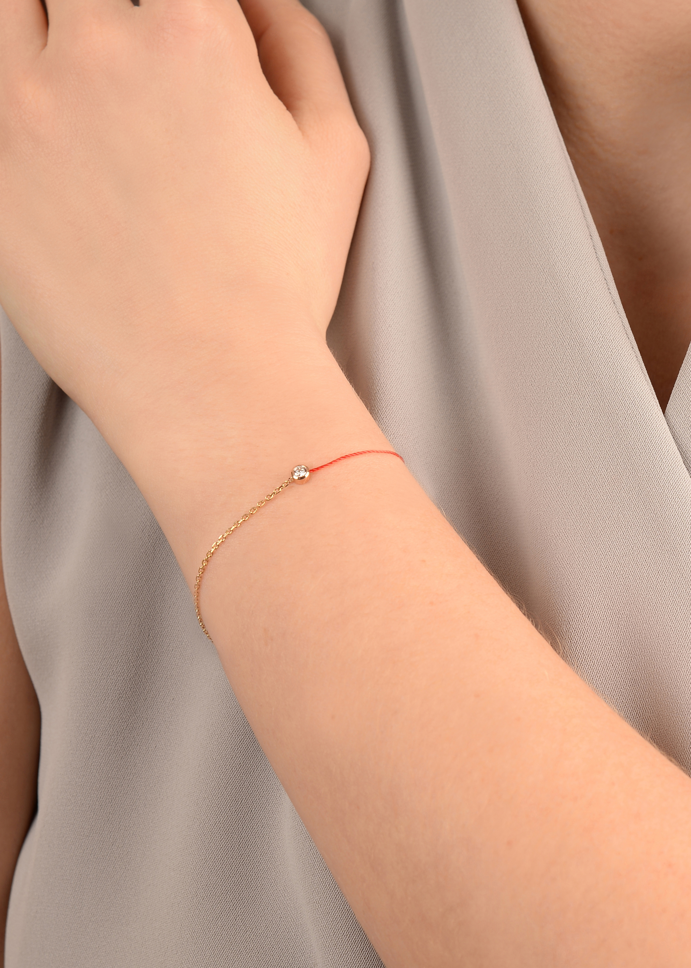 bracelet redline white illusion jewelry fuzz black diams lyst in string product quot orange normal