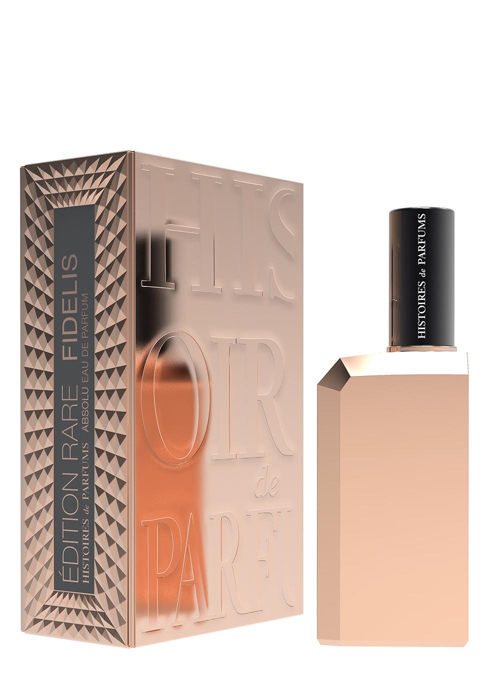Fidelis Eau De Parfum 60ml - Histoires de Parfums