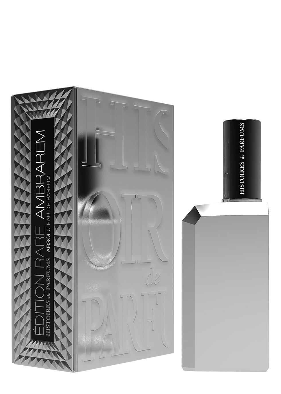 Ambrarem Eau De Parfum 60ml - Histoires de Parfums