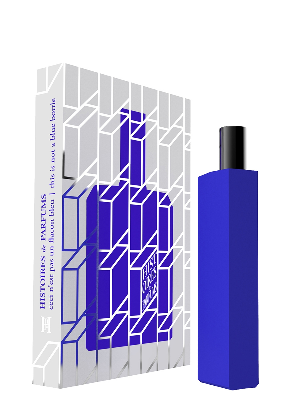 This Is Not A Blue Bottle 1.1 15ml - Histoires de Parfums