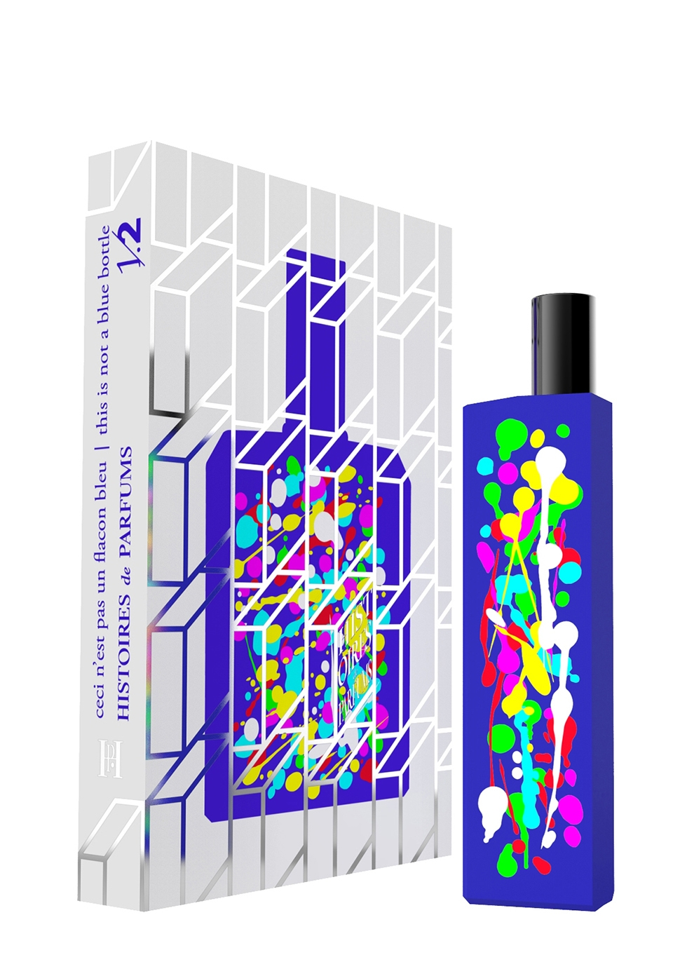 This Is Not A Blue Bottle 1.2 15ml - Histoires de Parfums