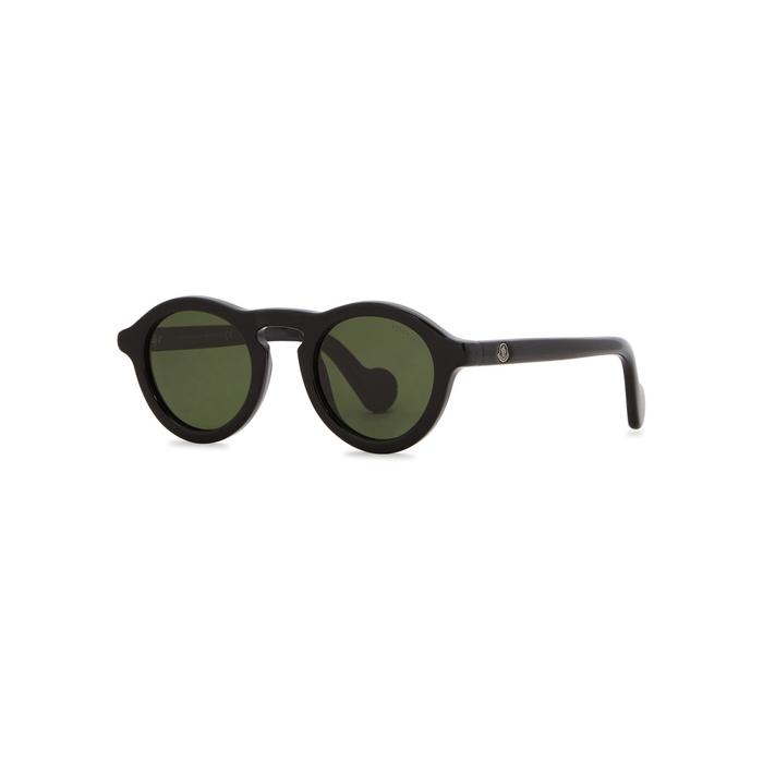 Moncler ML0042 Round-frame Sunglasses