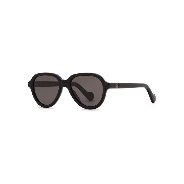Moncler ML0043 Black Polarised Sunglasses