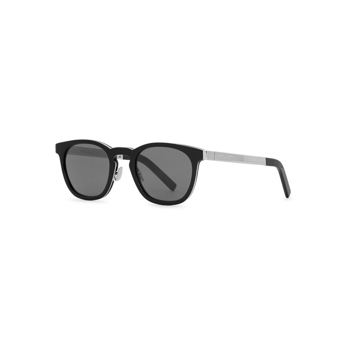 Saint Laurent SL28 Combi Wayfarer-style Sunglasses