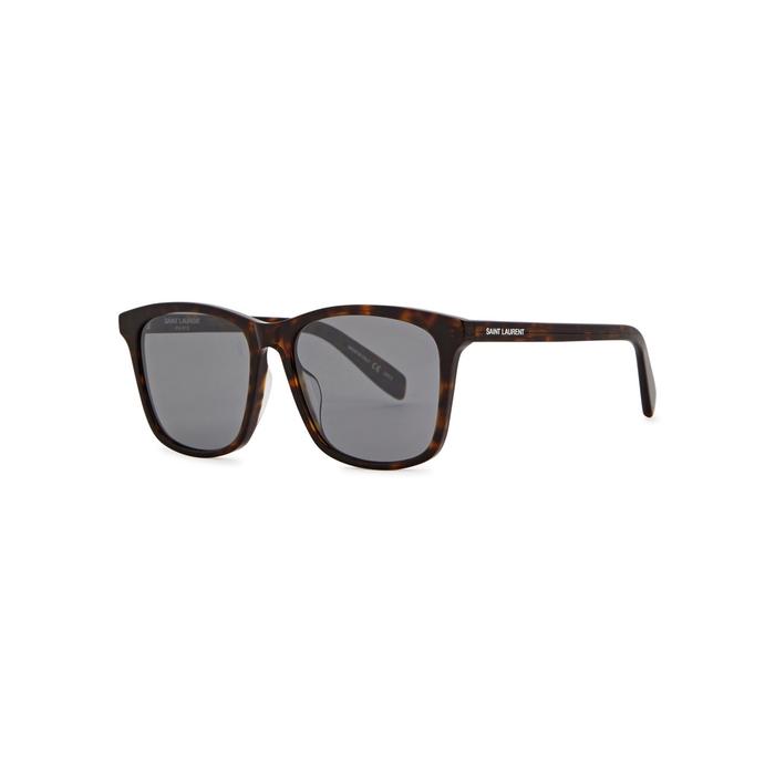 Saint Laurent SL205 Square-frame Sunglasses