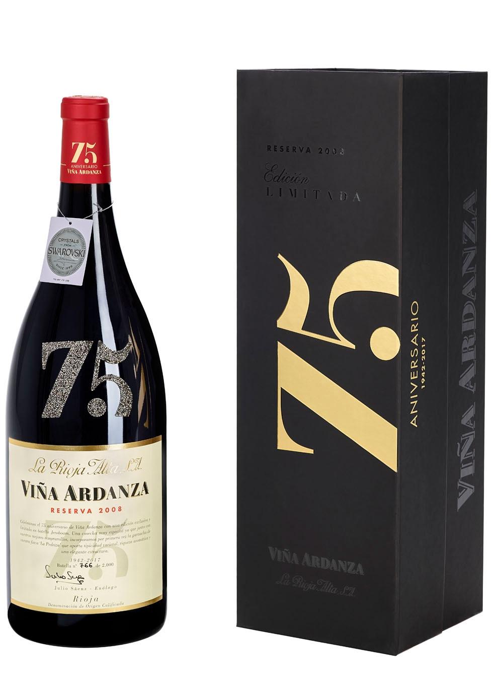 Vina Ardanza 75th Anniversary Edition Jeroboam