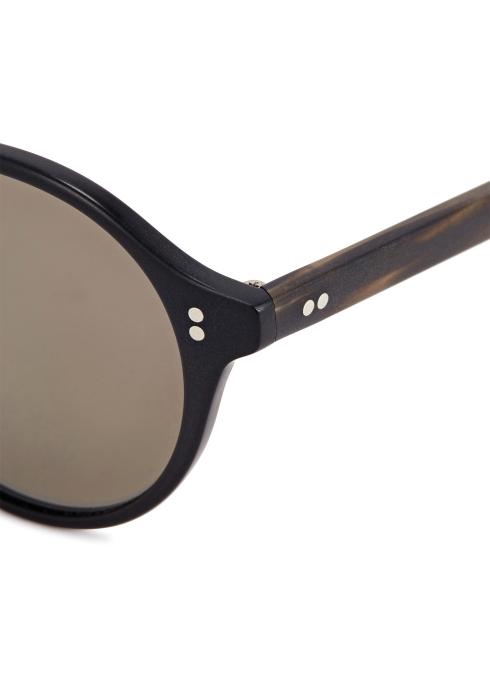 ef6ec18438 Oliver Peoples OP-1955 Sun round-frame sunglasses - Harvey Nichols