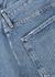 Jamie blue straight-leg jeans - AGOLDE