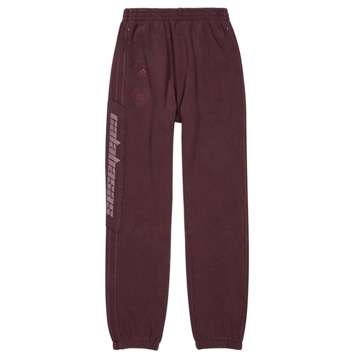 YEEZY SEASON 5 Calabasas Burgundy Jogging Trousers