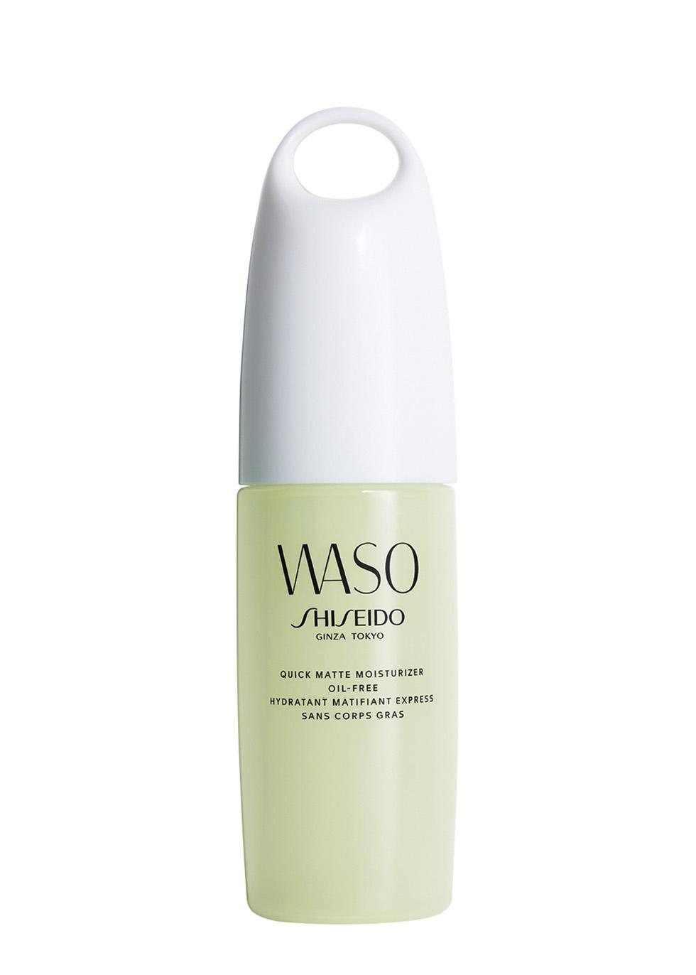 WASO Oil-Free Quick Matte Moisturizer 75ml
