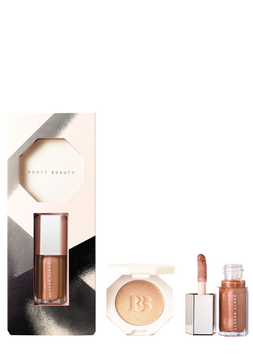 Bomb Baby Mini Lip and Face Set - FENTY BEAUTY