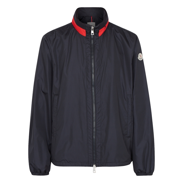 Moncler Goulier Hooded Shell Jacket